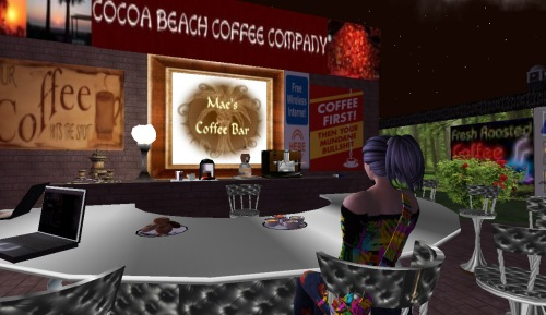 Mae's Coffee Bar