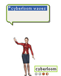 cyberloom waves