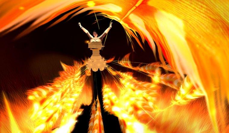 Eshi Otawara\'s Death of a Phoenix\'