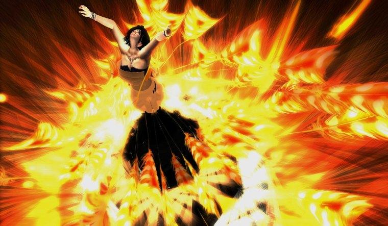 Eshi Otawara\'s \'Death of a Phoenix\'