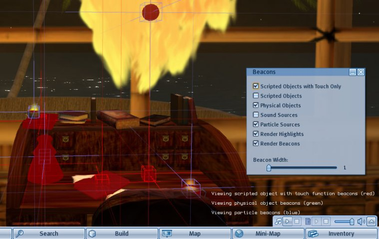 problem with particle effects – cyberloom