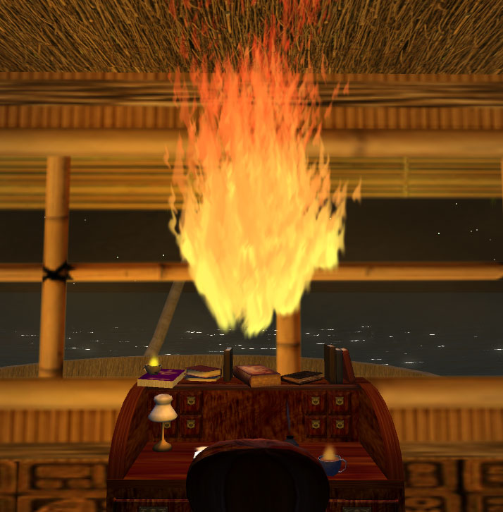 Dragon fire problem