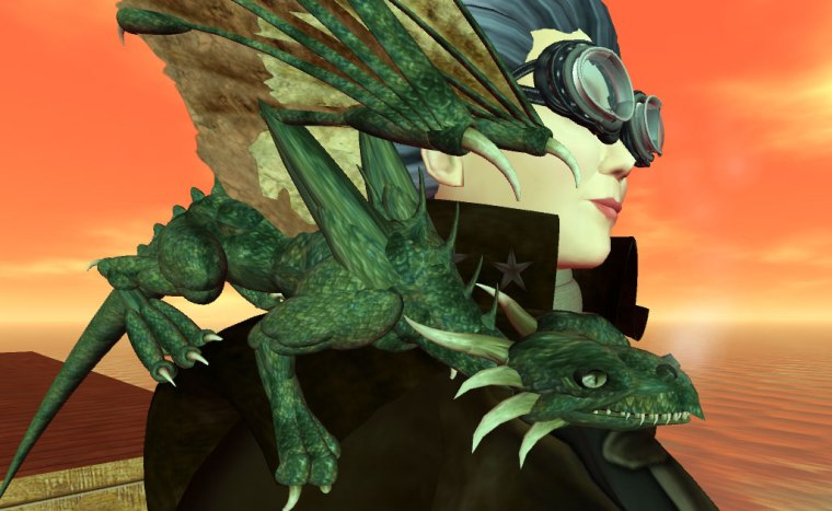 Spit-Wrath the dragon culprit!