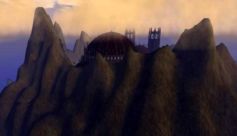 Isle of Wyrms Cathedral