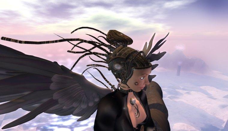 Kevlar Keen's fabulous avatar