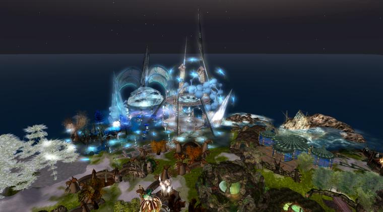 View of Nigrarusto in Second Life