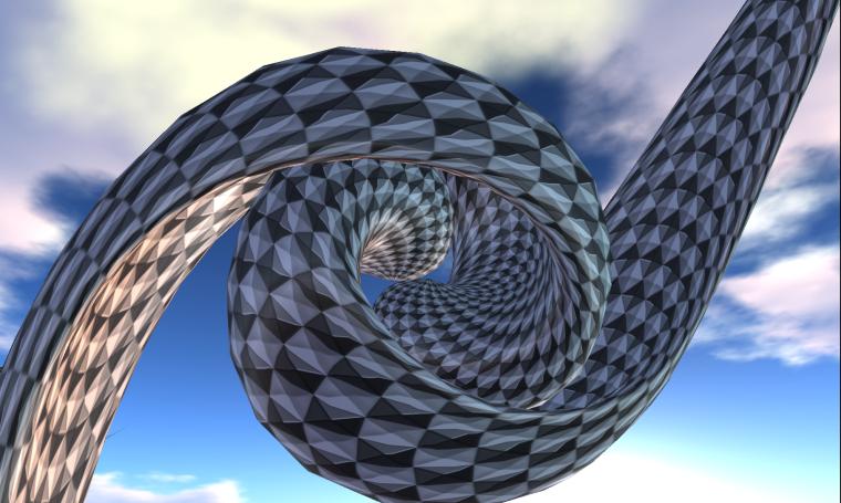 Aristide Despres -- Spiral