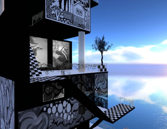 2SPS Gallery: Second Life SL9B