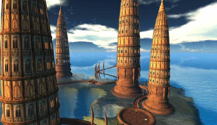Yugen Towers (OS Grid)