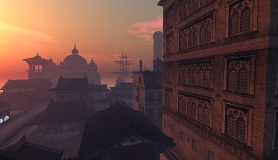 Rooftop view from Tusken, Hypatia